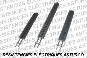Resistencia eléctrica de aletas